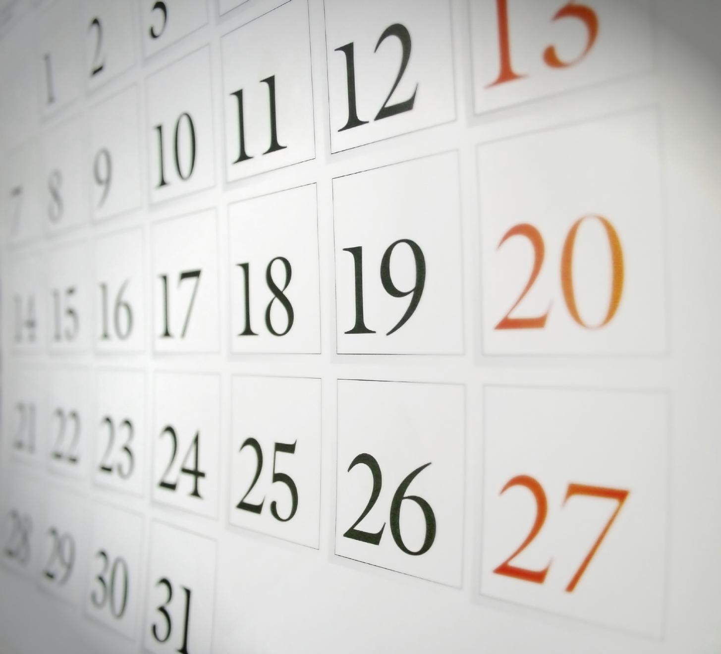 Black History Calendar 2015
