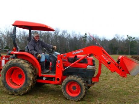 jamie tractor